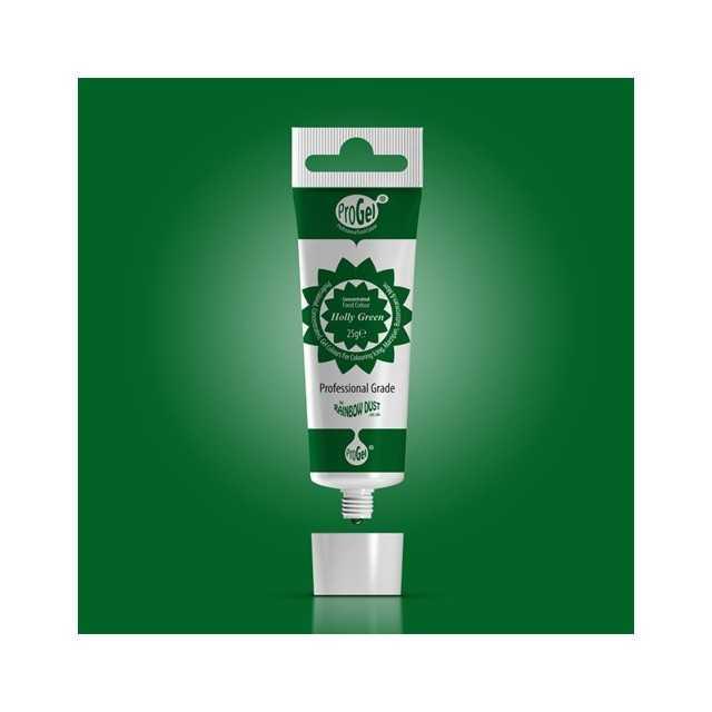 Colorant Alimentaire en gel ProGel® Vert foncé RD 25gr