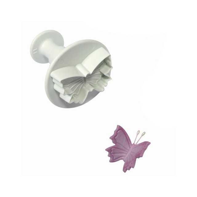 Petit emporte-piece ejecteur papillon