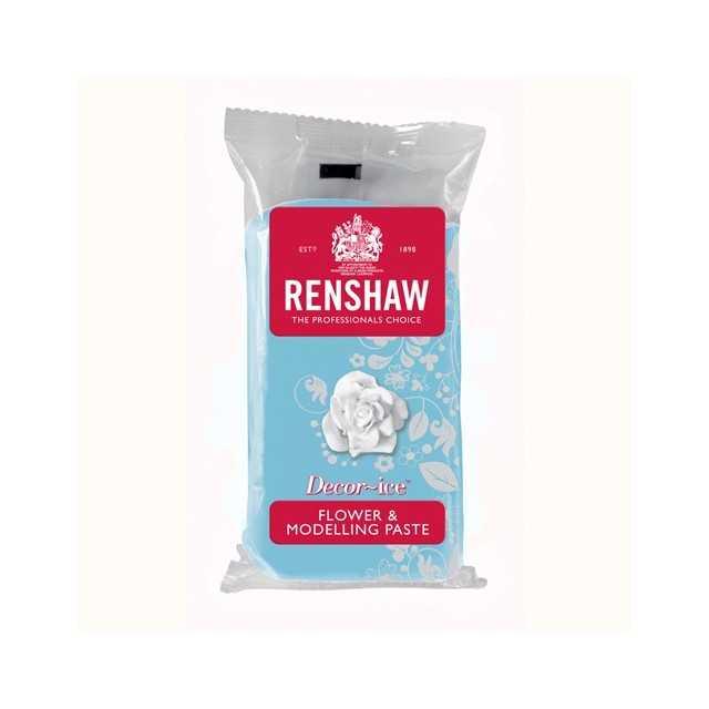 Renshaw - Gumpaste bleu clair 250 gr