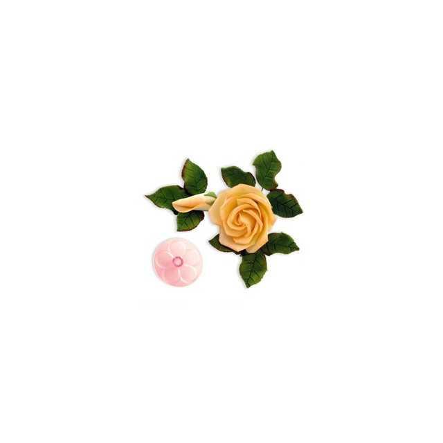 JEM - Emporte piece rose facile