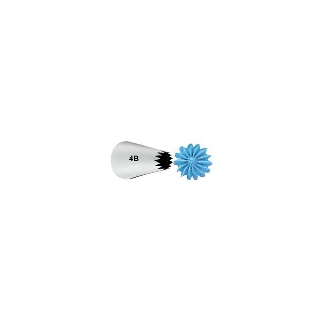 Wilton - Grande douille étoile 4B