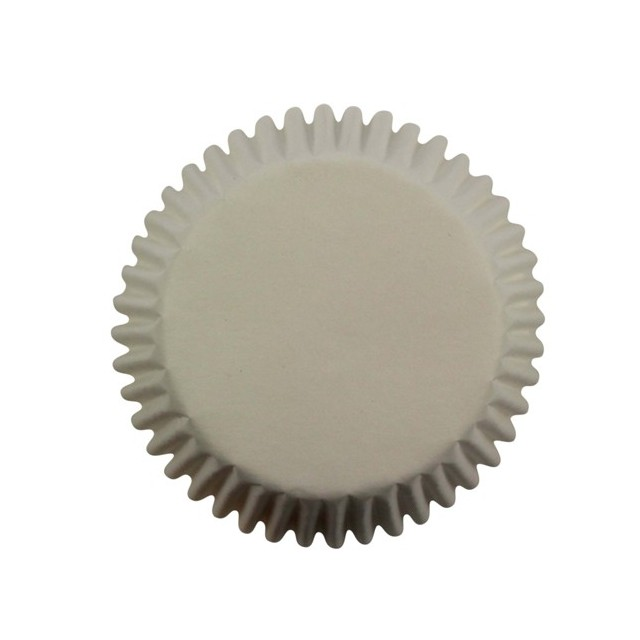 PME - 100 mini caissettes cupcakes blanches