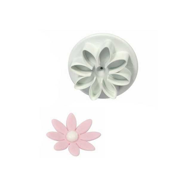 PME - Emporte pièces à poussoir marguerite medium - 28 mm
