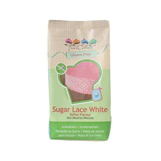 Funcakes - Sucre dentelle facile et rapide - 400 gr