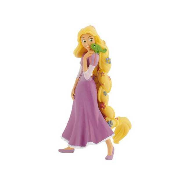 Figurine gateau Princesse Raiponce