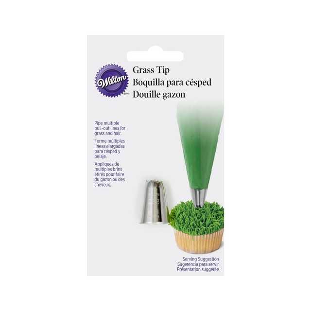 Douille herbe ou centre de fleur 233 Wilton