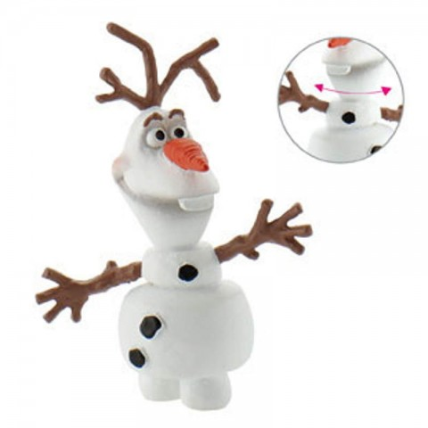 Figurine Olaf de la Reine des Neiges