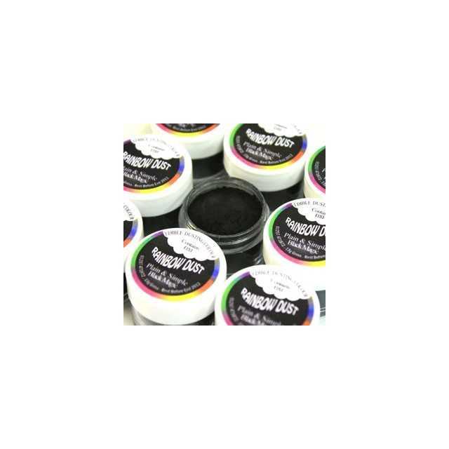 Colorant alimentaire poudre Black Magic Plain & Simple