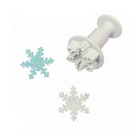 Emporte-pièce petit flocon de neige