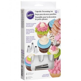 Kit spécial décoration de cupcake Facile