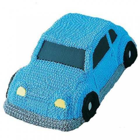 Moule à gateau voiture 3D