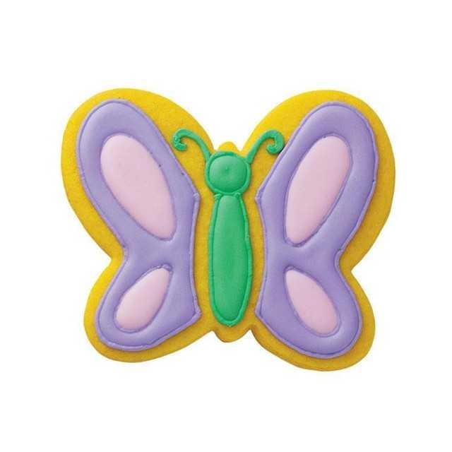Emporte pièce papillon 10 cm