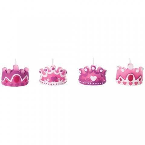 4 Bougies Princesse Wilton