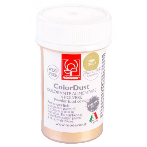 Colorant alimentaire perle poudre surface OR 3 gr