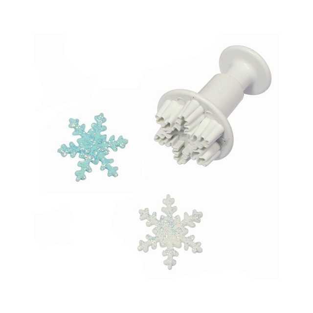 Emporte-pièce flocon de neige - medium