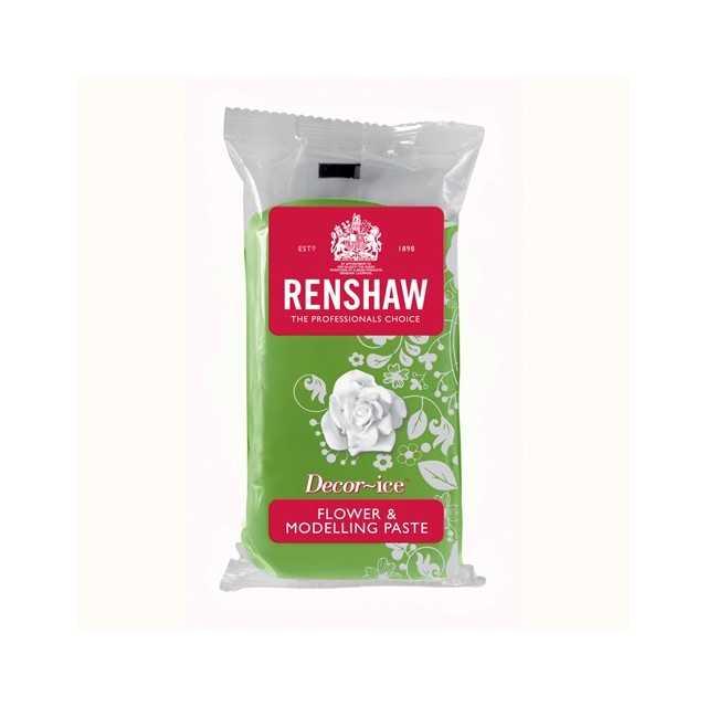 Renshaw - Gumpaste vert herbe 250 gr