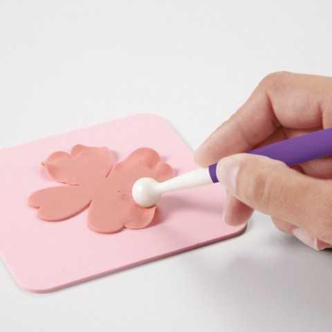 Wilton - 3 outils modelage pate à sucre gumpaste