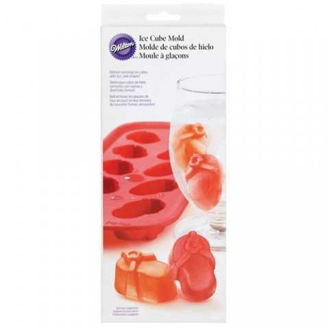 Wilton - Moule à glacons et confiserie tongues