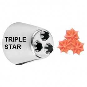 Douille triple étoile 2010 Wilton