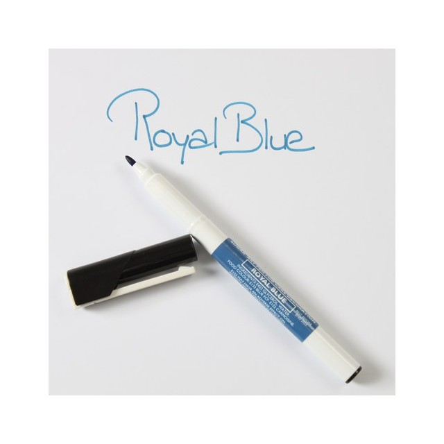 Sugarflair - Feutre alimentaire bleu roy