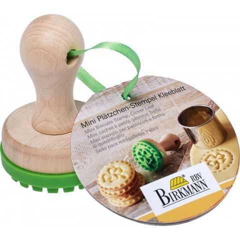 Tampon à biscuit Théière - 5 cm