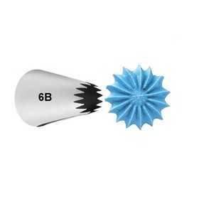 Douille étoile 6B Wilton