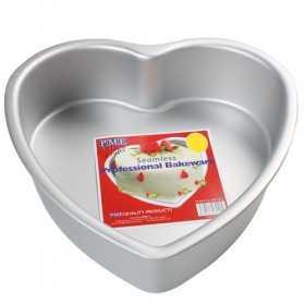 Moule à gateau cœur 35 x 7.5 cm PME