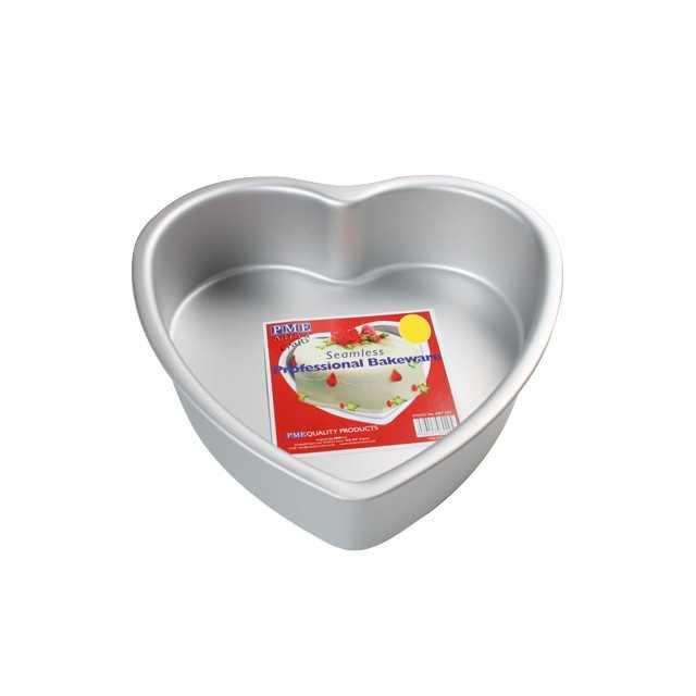 PME - Petit moule à gateau cœur - 15 x 7.5 cm