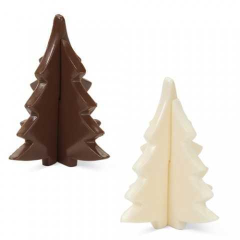 Moule à chocolat ou bonbon sapin 3D