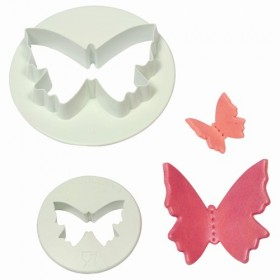 2 emporte pieces papillon PME