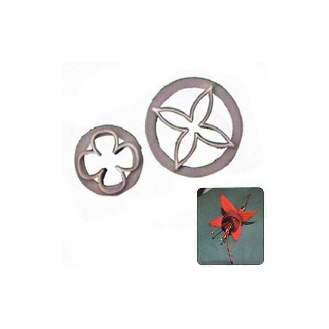 Emporte pièces Fuchsia FMM