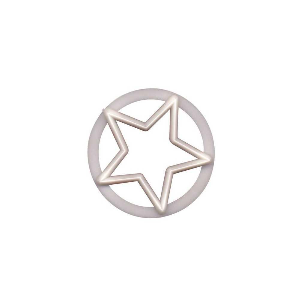 3 emporte pieces étoile FMM
