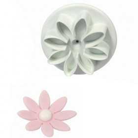 PME - Emporte pièces poussoir grande marguerite 3,5 cm