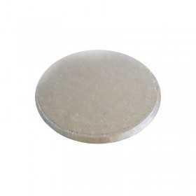 FunCakes - Semelle gateau rond 20 cm argenté