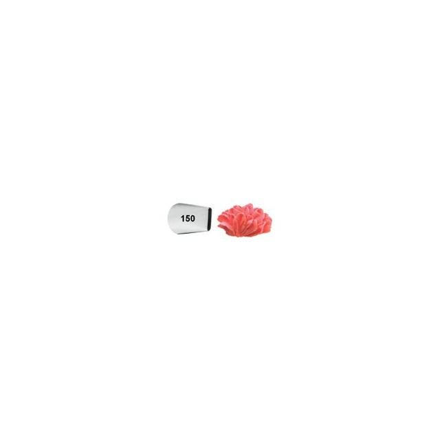 Wilton - Douille patisserie pétale n°150 oeillet