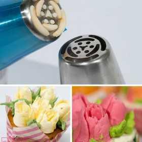 NIFTY NOZZLE - Douille russe tulipe 6 pétales