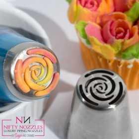 NIFTY NOZZLE - Douille russe rose - 10 pétales
