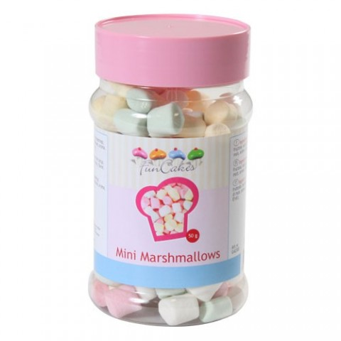 Mini Guimauves Funcakes 50 gr