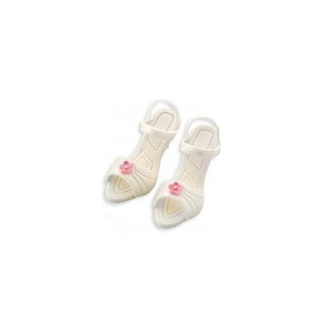 Kit chaussure à talon pâte a sucre - 12x4 cm