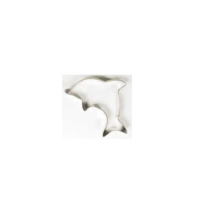 Emporte piece Dauphin - 7 cm
