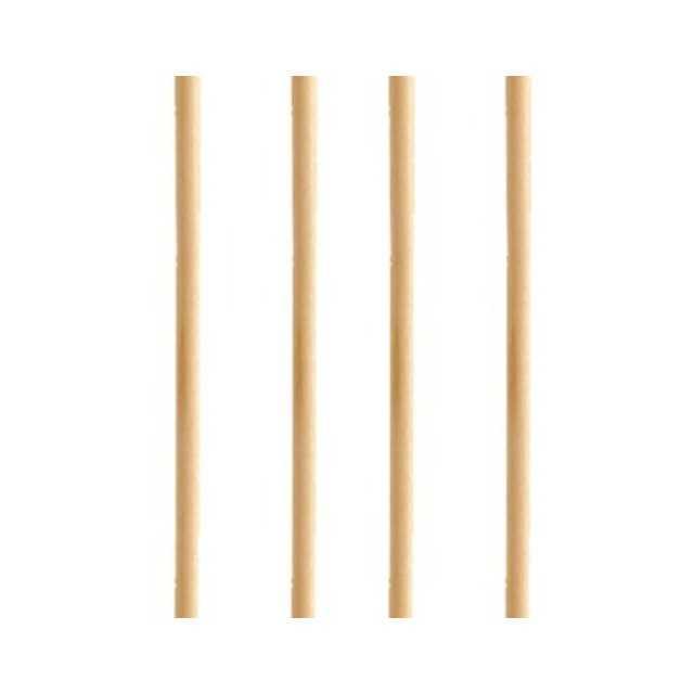 Wilton - 12 batons dowel en bambou H30 cm x 6 mm