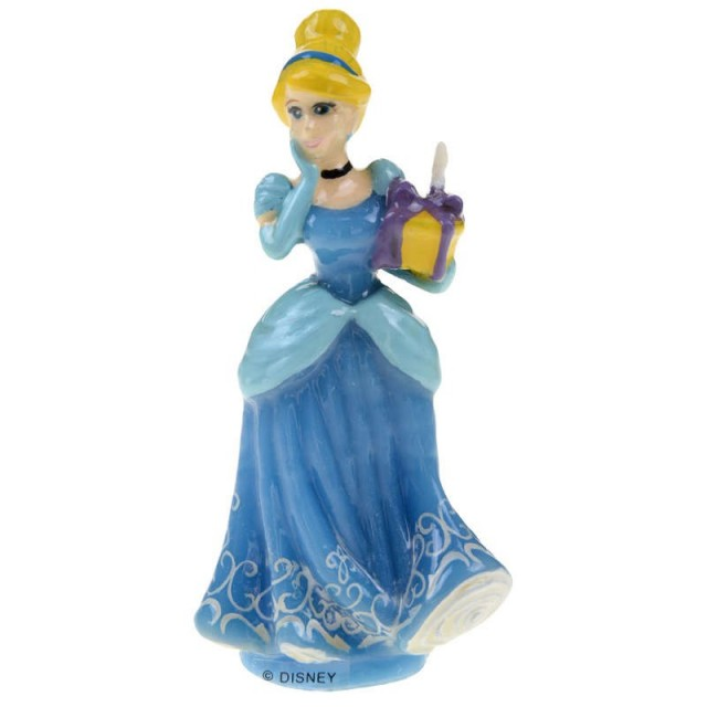 Bougie Princesse Cendrillon Disney