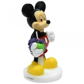 Bougie Mickey Modecor de 9 cm