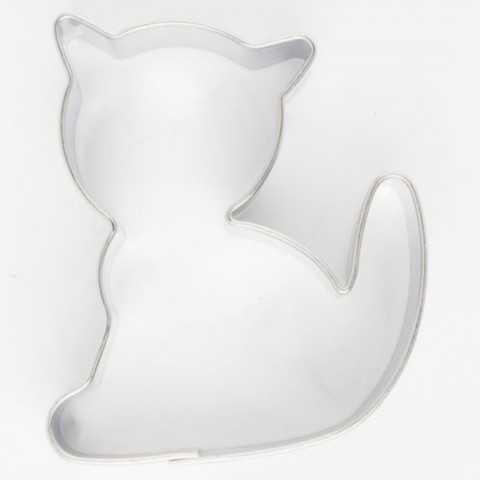 Emporte-pièce chat - H5 cm