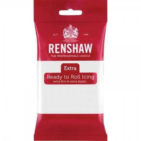 Renshaw - Pate a sucre blanche 250 gr