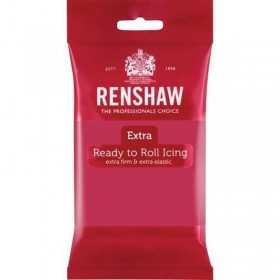 Pate à sucre Rose Fushia Renshaw 250 gr