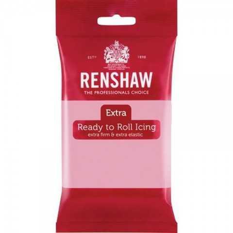 Pate à sucre Rose Renshaw 250 gr