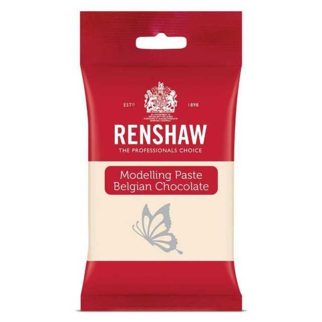 Chocolat au lait à modeler Renshaw