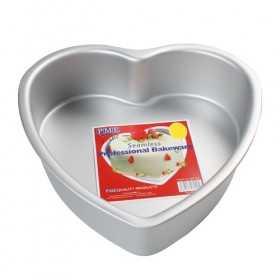 Moule à gateau cœur 25 x 7.5 cm PME