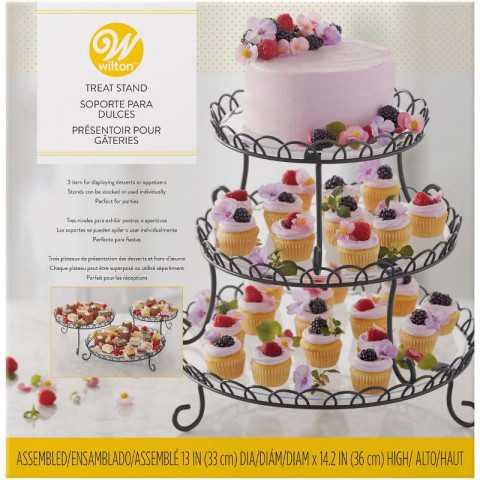 Présentoir gâteaux et cupcakes Wilton